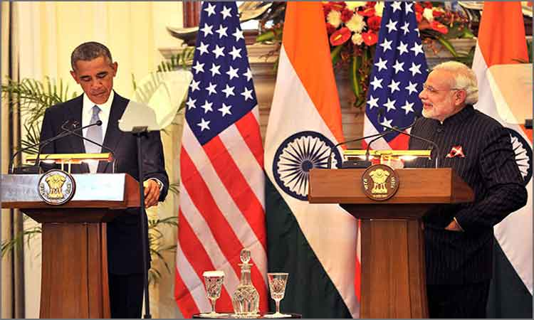 India and United States - From Cold war to natural allies and now strategic partners